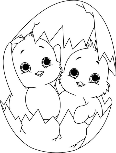 chicken egg coloring page chickens and eggs coloring pages