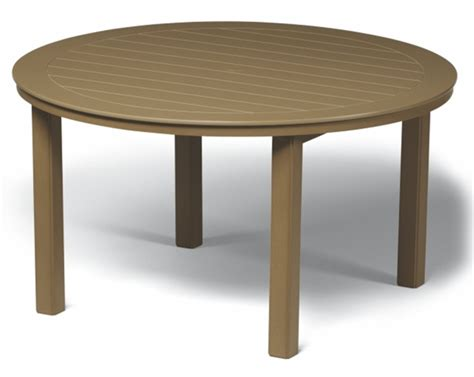 Pool Furniture Supply Dining Table 54 Inch Round Marine Marine Dining Table