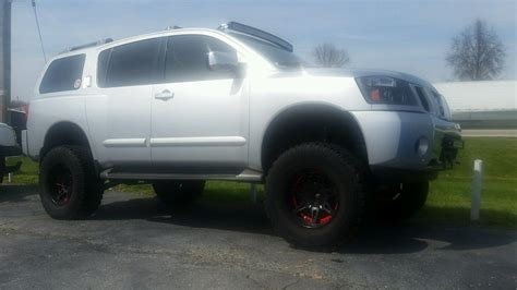 lifted nissan pathfinder 2004 nissan armada pathfinder lifted for sale