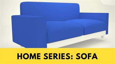 tutorial blender sofa how to make a couch in blender part 1 versi on the spot