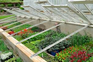 Backyard Greenhouse Designs Cold Frame Extend Your Vegetable Garden Season Harvest