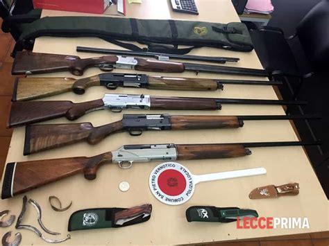 armadietto blindato armi rubano armadietto blindato pieno di armi ritrovato nei ci