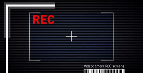 videocamera rec screen by automaton videohive