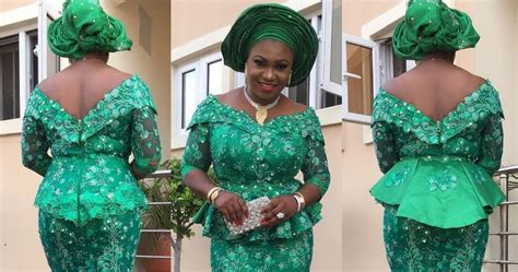 styles 4 asoebi blouse wonderful lace aso ebi skirt and blouse styles for wedding