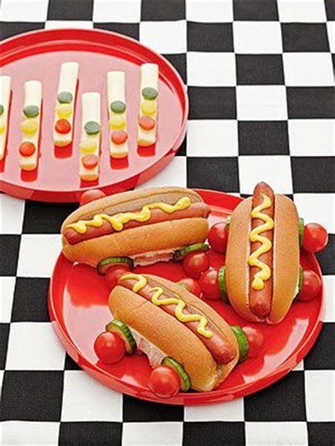 cuisine cing car car themed recipes ideas on race car