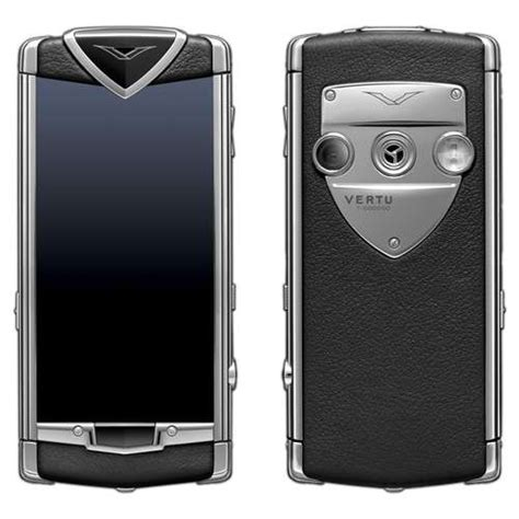 vertu phone touch screen posh rawhide smartphones vertu constellation touchscreen