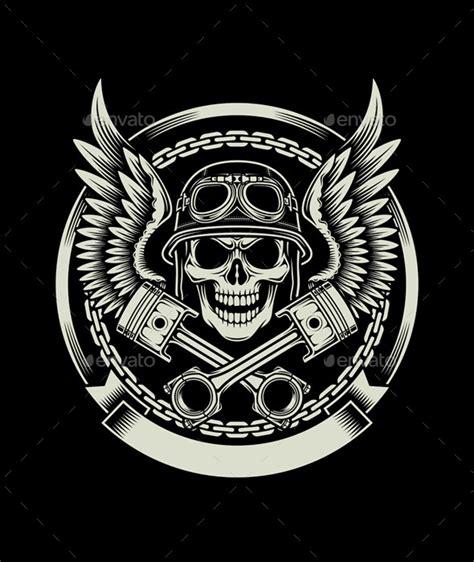 Bt8987 Black Rumbai Skull skull 187 fixride