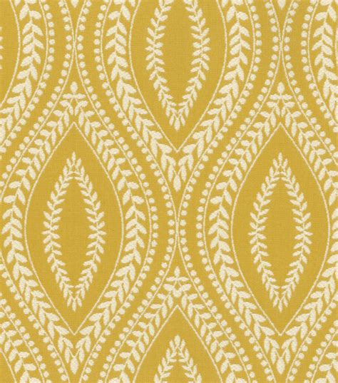 Shop Upholstery Fabric by Waverly Carino Fabric Buttercup Mediterranean