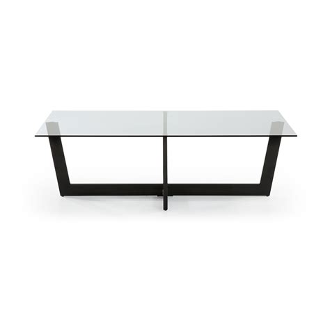 smoked glass coffee table smoked glass coffee table aina modern design