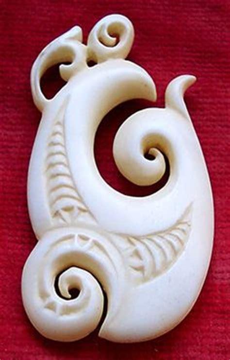 pattern hooks nz maori fish hook and kiwi on pinterest