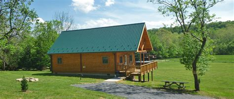 Shenandoah River Cabins For Rent by The River Lure Rental Cabin Canoe Kayak Tubing C