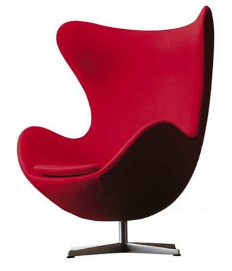designer armchair egg chair by arne jacobsen bauhaus italy