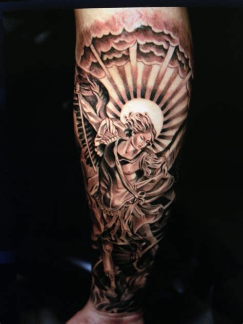 michael tattoo designs best 25 michael ideas on