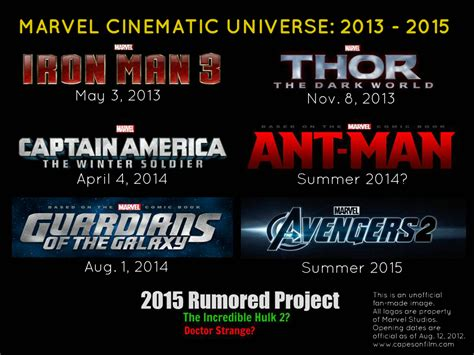 marvel schedule all marvel myideasbedroom