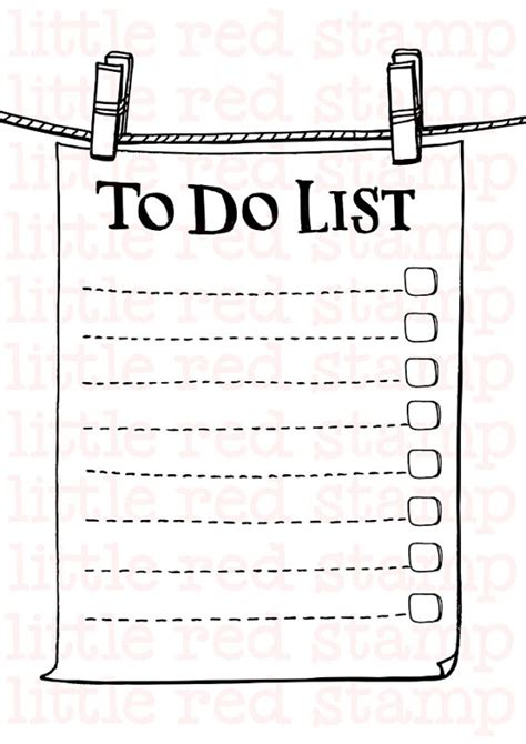 printable to do list with checkboxes to do list printable page a4 pdf jpg paper note pinch