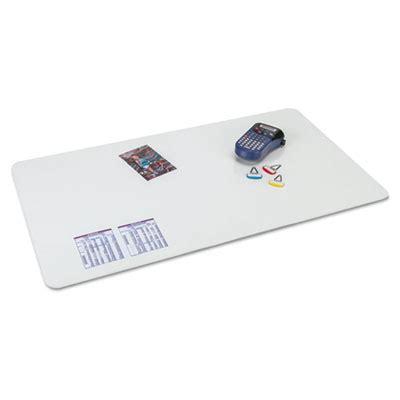 artistic krystalview desk pad american paper twine co artistic 174 krystalview tm