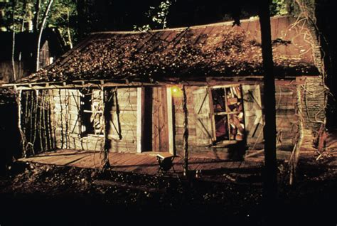 movie evil dead woods the scary evil dead cabin is in the tennessee woods