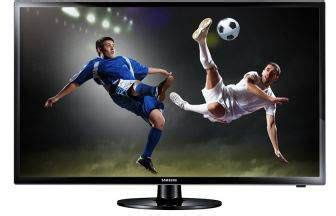 Lg Multi Playback Dvd Player Dp540 Hitam samsung ua24h4053 24 quot multi system led tv 110 220 240 volts pal ntsc secam