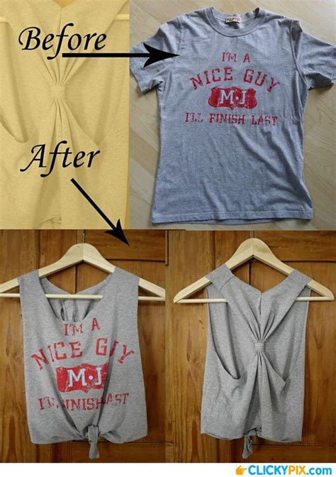 5 Fabulous Diy Fashion Ideas by 13 Diy Clothing Refashion Ideas With Picture