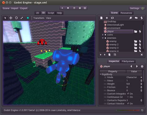 godot engine godot is doing well at gdc 2018 godot game engine going open source gamingonlinux