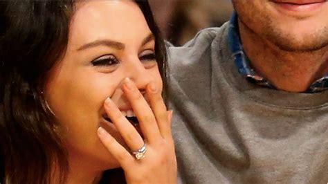did mila kunis and ashton kutcher secretly get married