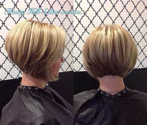 Hair Styles For Back Of | back view of bob hairstyles bob hairstyles 2017 short