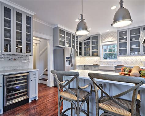 gray kitchen cabinets benjamin 12 beautiful gray kitchen cabinets interiors by color
