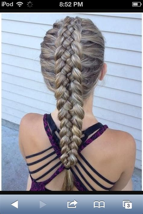 best way to braid hair for a sew in how to make a dutch braid with pictures wikihow
