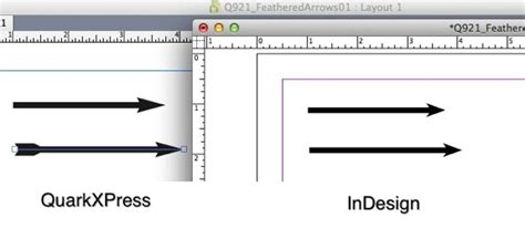 indesign creating arrows image gallery indesign arrows