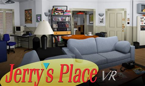 Seinfeld Apartment Viewing Interior Of Seinfeld S Apartment Made For Oculus Rift