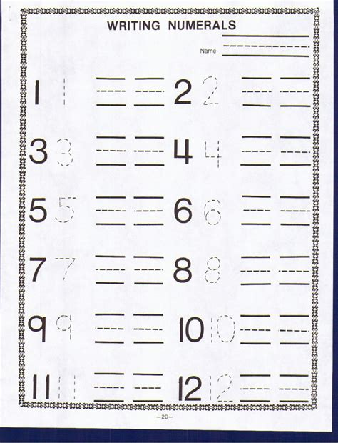 best photos of writing numbers 1 10 printable number writing 1 10 writing numbers 1 10 our 6 best images of numbers 1 10