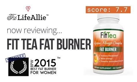 Is Fit Detox Tea Legit by Fit Tea Burner Review I Would Take A Pass On This One