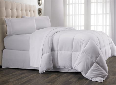 summer weight down alternative comforter best down comforter for warm climates mythic home