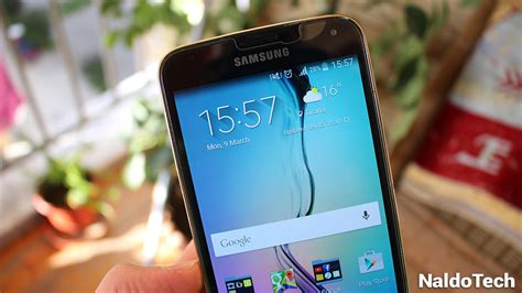 Samsung S6 Gadget how to install galaxy s6 weather widget on android naldotech