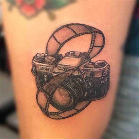 camera tattoo ideas canon with design tattooshunt
