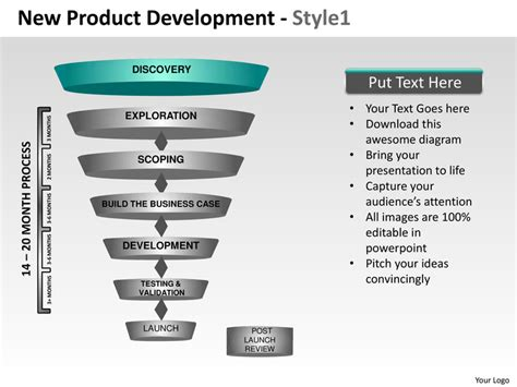 New Product Development Strategy 1 Powerpoint Presentation Templates New Product Presentation Template