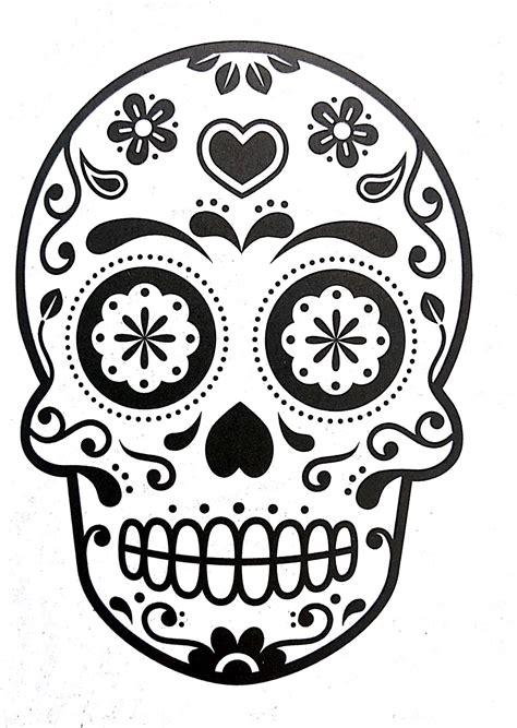 pinto dibujos dibujo para colorear de calaveras de da de pinto dibujos calaveras para el d 237 a de muertos