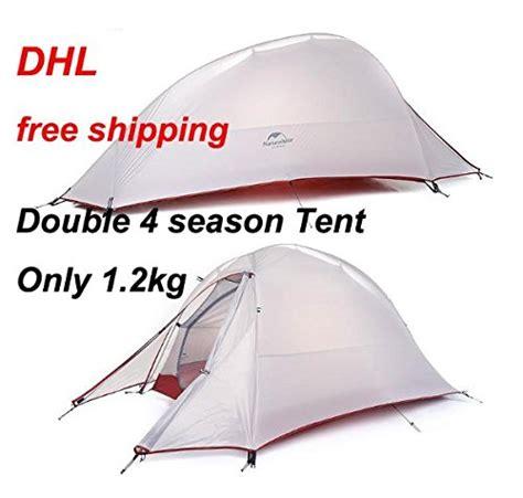 Tenda 1 Person Light Grey Outdoor Waterproof Cing Hiking Doubl top best 5 tent underlayment for sale 2016 product