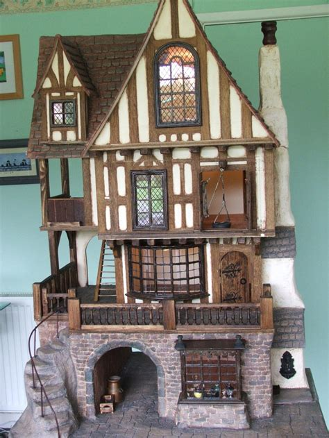 house and doll tudor dolls houses and fantasy dolls houses gerry welch manorcraft dolls houses