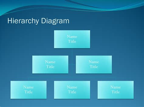 Smartart Office Templates hierarchy diagram office templates