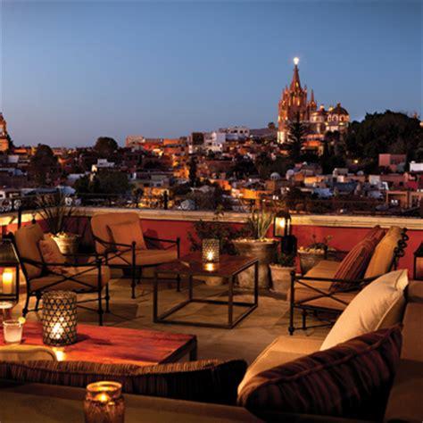 top 10 rooftop bars luna rooftop tapas bar rosewood san miguel de allende