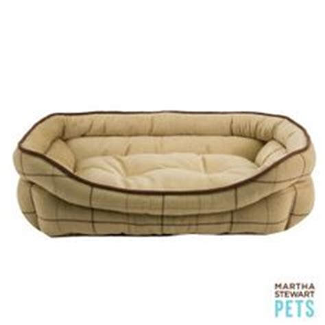 martha stewart dog bed petsmart martha stewart houndstooth cuddler dog bed pets