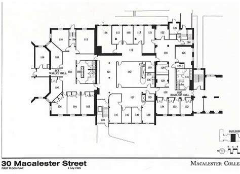 mac floor plan 30 mac floor plans residential life macalester college