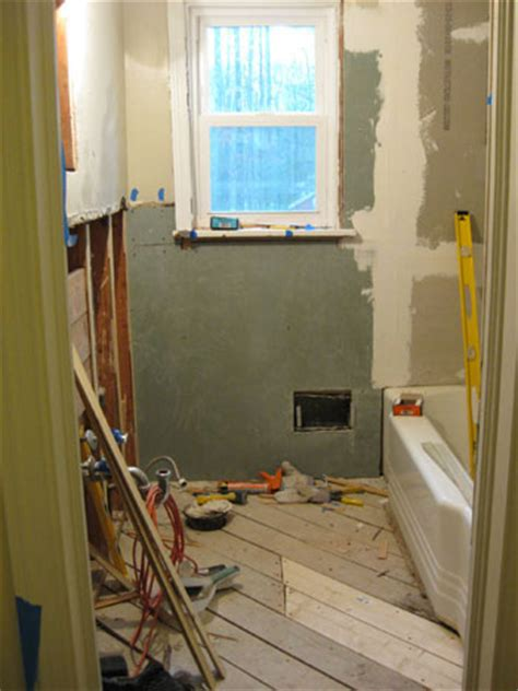 craziest bathrooms diying vs living in your home enjoying it young house