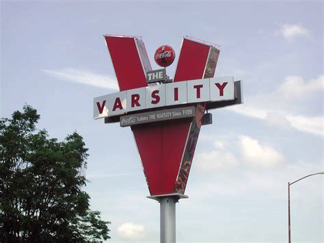 the varsity ave atlanta ga historic eats on