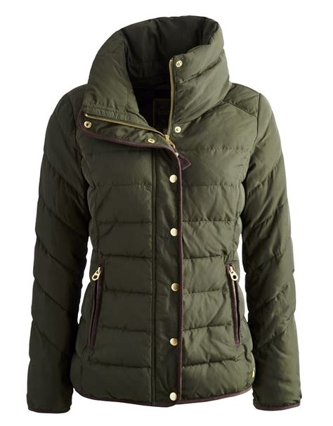 ebay joules joules holthorpe padded jacket everglade free uk
