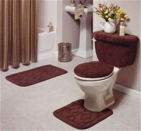 5 piece bathroom rug set 5 piece bathroom rug sets garden
