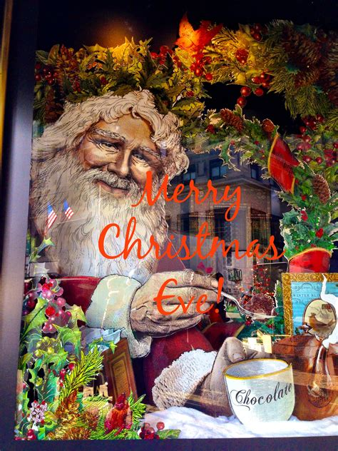 merry christmas eve  fiery redhead blog