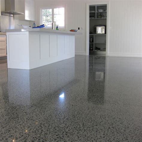 * Concrete Floor Finishes Combo for polished, designer or