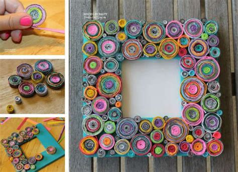 Handmade Picture Frame Ideas - best 25 picture frames ideas on diy